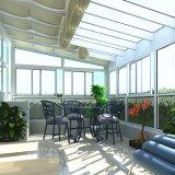 정원을%s 두 배 유리를 가진 알루미늄 프레임 일광실