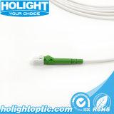 LC/APC vezel Optische Patchcords met Gepantserde Kabel