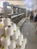 Il lattice della Tailandia ha coperto il filato di poliestere per i guanti dei calzini