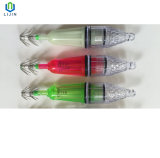 12cm 오징어 훅 LED 어업 빛