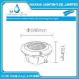 35W swimmingpool-Licht des Glas-PAR56 LED Unterwassermit Gehäuse