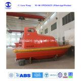Med GRP 선체내 디젤 엔진을%s 가진 바다 빠른 구조 배