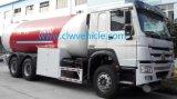 수송하고 채우는 가스를 위한 유조 트럭 35000 리터 LPG