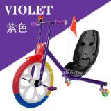 Paseo plástico de los niños de los modelos nuevos en el triciclo barato del bebé del coche