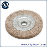Alta qualidade que lustra a escova Wb-100067 da roda abrasiva