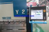Macchina piegatubi idraulica di CNC di Ahyw Anhui Yawei Netherland Delem Dac310 3D