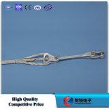 Collier de serrage pour ADSS Grip fil 400m de portée (deux tiges d'armor)