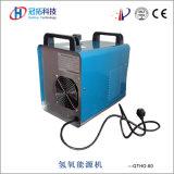 Machine de soudure portative alimentée au gaz oxyhydrique de soudeuse de Hho