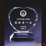 Troféu do Campeonato de cristal para uma excelente pessoa prêmios de grupo