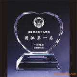 Трофей Чемпионата Crystal для лица группа награды
