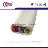 7 câble plat à plusieurs noyaux de câble cuivre de faisceau du câble 4 de faisceau