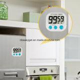 Temporizador de cozinha digital com base magnética para cozinhar, bicarbonato e mais (visor LCD, alarme alto, Contagem Regressiva) a ESG10223