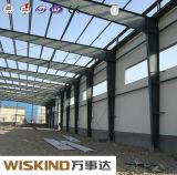 2017 pré-fabricou a construção de aço para o material de construção