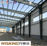 창고 작업장 헛간을%s Prefabricated 가벼운 프레임 강철 구조물