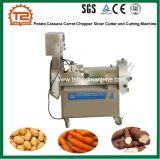 Кассава картофеля моркови измельчитель резательное оборудование резца и режущие машины
