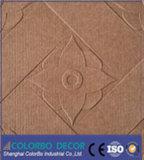 Heiße Verkaufs-Haustier-Faser-akustische Panels und Dekoration-fehlerfreie Isolierung