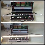 Lâmpada de luz LED de teste para a Lâmpada do Tubo com reóstato TCC e LED Lux caso de demonstração
