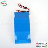 18650 batería a baja temperatura del polímero de 4s3p 14.6V 6.6ah Li