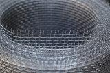 Сетка волнистой проволки квадратного отверстия гальванизированная в фабрике Китая