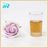Чашка вискиа самого лучшего сбывания ломкая пластичная стеклянная для партии