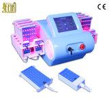Anti-Cellulite 12 Auflagen, die Gewicht-fette Verlust Lipo Laser-Schönheits-Maschine Br216 abnehmen