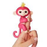 Macaco esperto do dedo do brinquedo do bebê do animal de estimação de Intelligentelectronic do presente do Natal