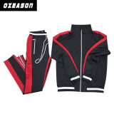 Vestito di pista corrente personalizzato fornitore di sport di inverno con il marchio di stampa (TJ021)