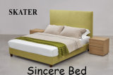 Sk08 Американском стиле ткань с одной спальней кровать