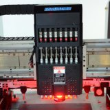 Machine de système visuel/puce de transfert Mounter pour la DEL