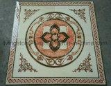 Azulejos de suelo musulmanes rojos del diseño del modelo de la alfombra