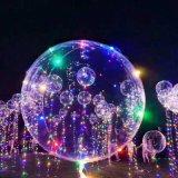 크리스마스 선물 당 아이들 장난감 18 인치 놀 LED Bobo 풍선