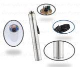 Moteur électrique submersible en trois phases de la pompe de forage