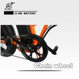 Vélo électrique de gros pliage du pneu 20X4 mini/Ebike pliable 250W