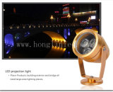 La iluminación exterior Intiground IP65 Proyector LED 5W