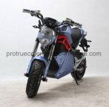 Motocicleta 2000W elétrica de alta velocidade com freio de disco