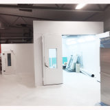 Hot modèle Booth cuire enduit de poudre de peinture avec la CE a approuvé