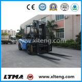 Chariot gerbeur diesel grand chariot élévateur diesel de 12 tonnes
