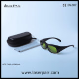 755nm, 808nm, 980nm, lunetterie de protection du laser 1064nm de Laserpair