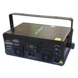 Lumière laser puissante de lumière laser de lumière laser d'animation de RVB