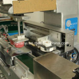 La copa de tinta automática máquina de tampografía para carrete de teflón