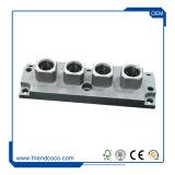 Professionelle hohe Präzision CNC-maschinell bearbeitenteile, Autoteile, Selbstersatzteil-Aluminiumteile, welche die CNC maschinelle Bearbeitung maschinell bearbeiten