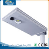 Indicatore luminoso solare di movimento della via LED del giardino di IP65 10W 6000K-6500K