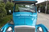 12 vehículos de pasajeros clásicos eléctricos del vehículo del golf del carro de la vendimia de Seater