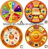 Rueda de la Fortuna Lucky Turntable Premio rueda para las actividades de promoción de la lotería