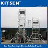 Kitsen 경량 알루미늄 비계 탑
