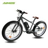 METÀ DI bici grassa della montagna E della gomma AMS-Tde-09 del motore di azionamento di 350W 36V