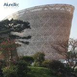Фасад алюминия листа фасада теплостойкmGs металла