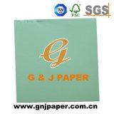 La pulpa de madera recubierta de la tarjeta de Color de papel para impresión y embalaje