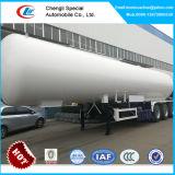 Rimorchi poco costosi da vendere, rimorchio di trasporto del propano dell'autocisterna del gas di 25tons GPL da vendere