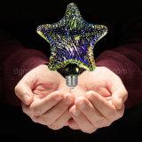 Nieuwe LEIDENE van het Vuurwerk van het Product Kleurrijke Decoratieve Creatieve 3D Gloeilamp
